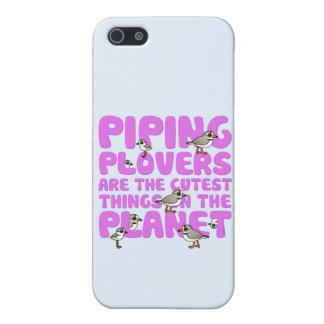 Los chorlitos aflautados son las cosas más lindas iPhone 5 funda