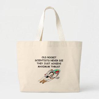 Los científicos de ROCKET nunca mueren Bolsas