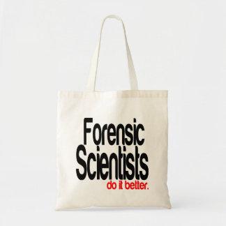 Los científicos forenses mejora