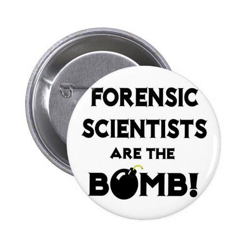 ¡Los científicos forenses son la bomba! Pins