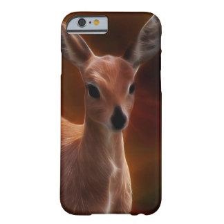 Los ciervos del Steenbok son tan minúsculos Funda Barely There iPhone 6