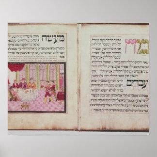 Los cinco rabinos de Bne Brak Impresiones
