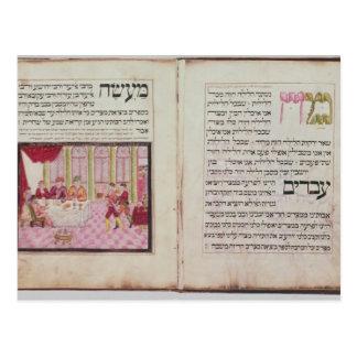 Los cinco rabinos de Bne Brak Postal