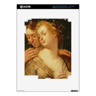 Los cinco sentidos: Olor Pegatina Skin Para iPad 3