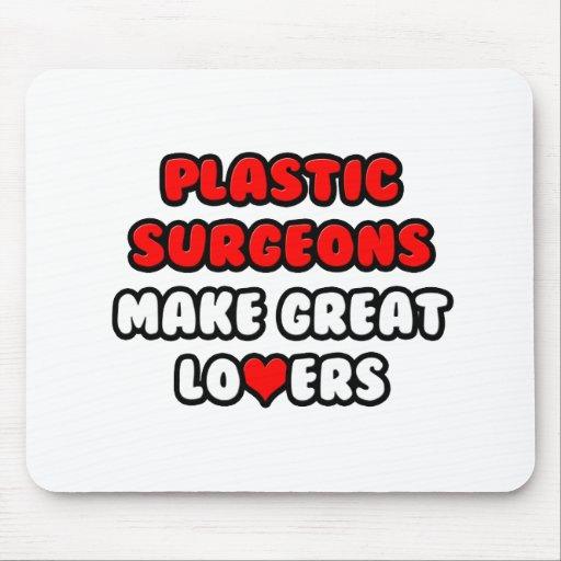 Los cirujanos plásticos hacen a grandes amantes tapetes de raton