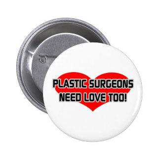 Los cirujanos plásticos necesitan amor también pin