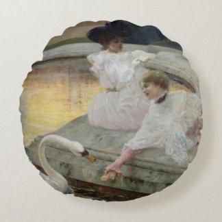 Los cisnes, 1900