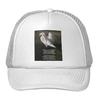 Los cisnes del poema del poema del gorra son majes