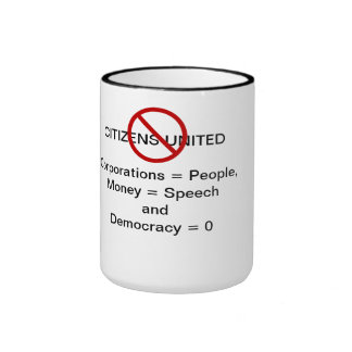 Los ciudadanos de la derogación unieron la taza de