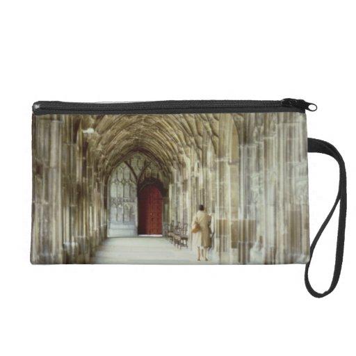 Los claustros de la catedral de Gloucester, 12mo c