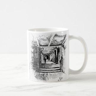 Los claustros taza