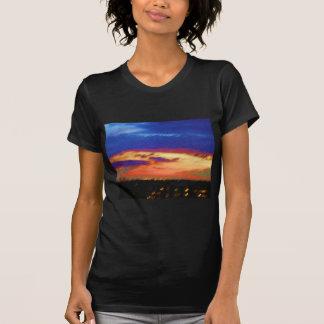 Los clientes de los revendedores de la PLANTILLA Camiseta