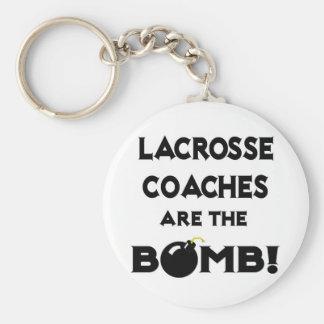 ¡Los coches de LaCrosse son la bomba! Llavero