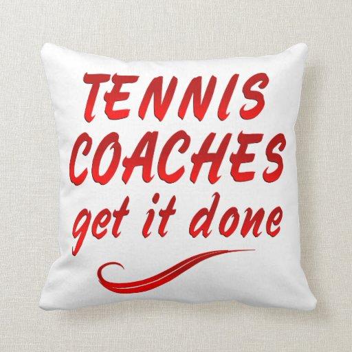Los coches de tenis lo consiguen hecho almohada