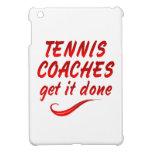 Los coches de tenis lo consiguen hecho iPad mini protectores