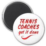 Los coches de tenis lo consiguen hecho iman