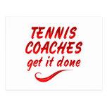 Los coches de tenis lo consiguen hecho tarjeta postal