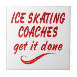 Los coches del patinaje de hielo lo consiguen hech teja  ceramica
