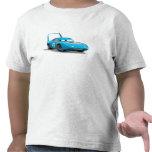 """Los coches pelan """"el coche de carreras de Dinoco d Camiseta"""