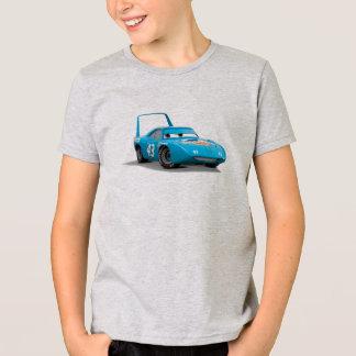 """Los coches pelan """"el coche de carreras de Dinoco Playera"""