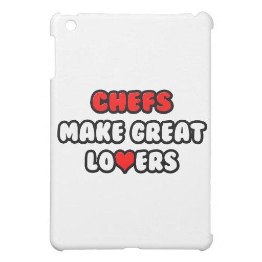 Los cocineros hacen a grandes amantes