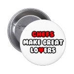 Los cocineros hacen a grandes amantes pin