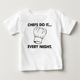 Los cocineros lo hacen… Cada noche Poleras