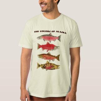 Los colores de Alaska Camisas