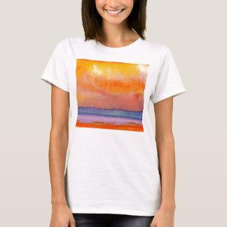Los colores de la camiseta de las mujeres de la
