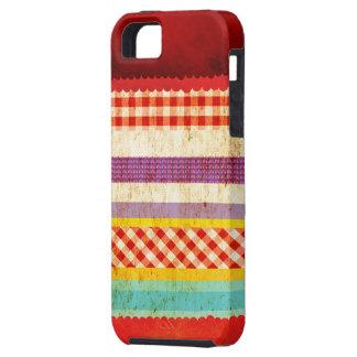 Los colores del país de las maravillas unieron el iPhone 5 funda