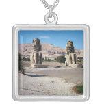 Los colosos de Memnon, estatuas de Amenhotep Joyerias