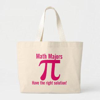 Los comandantes de matemáticas tienen la solución  bolsas de mano