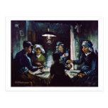 Los comedores de la patata de Vincent van Gogh Tarjetas Postales