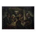 Los comedores de la patata - Vincent van Gogh (188 Postales