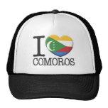 Los Comoro Gorras