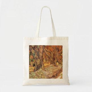 Los componedores de camino de Vincent van Gogh Bolsa Lienzo