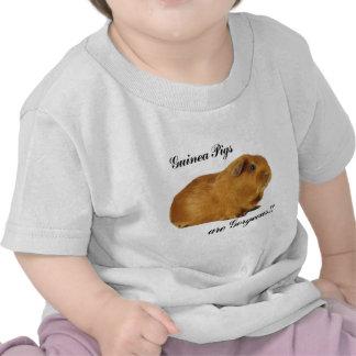 Los conejillos de Indias son magníficos Camiseta
