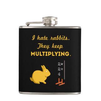 Los conejos guardan el multiplicarse petaca