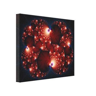 Los contrarios atraen - arte del fractal
