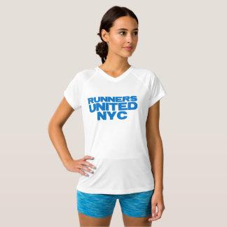 Los corredores unieron la camiseta de NYC Playera