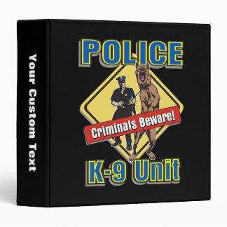 """Los criminales de la policía K9 se guardan Carpeta 1 1/2"""""""