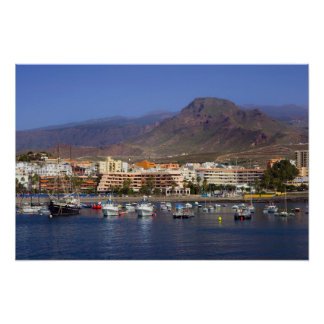 Los Cristianos in Tenerife Posters