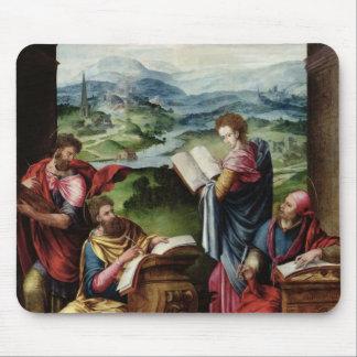 Los cuatro evangelistas tapetes de ratón
