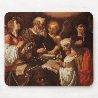 Los cuatro evangelistas tapetes de raton
