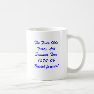 Los cuatro Olde Farts, el viaje 1574-06Bris de Taza