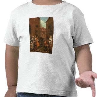 Los cuatro tiempos del día: Mañana, 1736 Camiseta