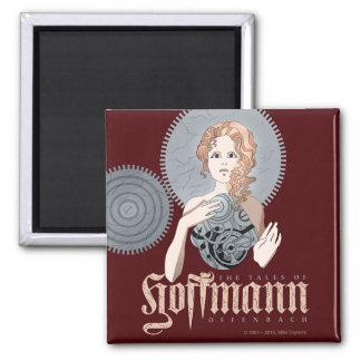 ¡Los cuentos de Hoffmann! Ópera Imán Cuadrado