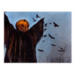 Los cuervos son Laughin Tarjetas Postales