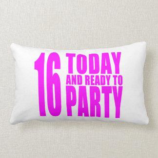 Los cumpleaños divertidos 16 de los chicas hoy y a