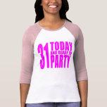 Los cumpleaños divertidos 31 de los chicas hoy y a